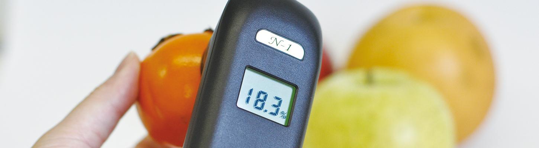非破壊糖度計N-1について